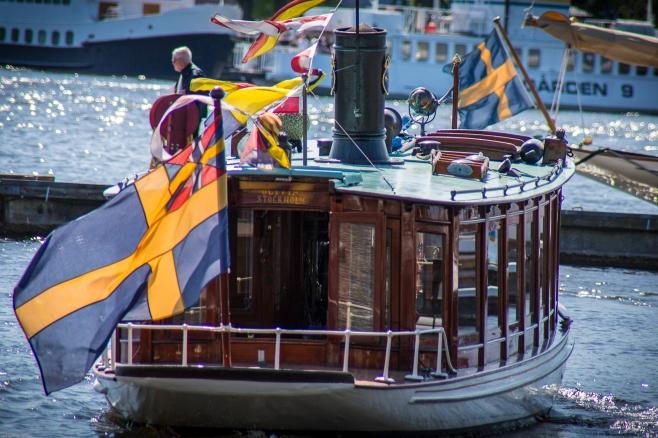 Veteran boat show