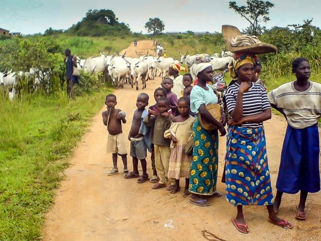 Near Abuja, Nigeria