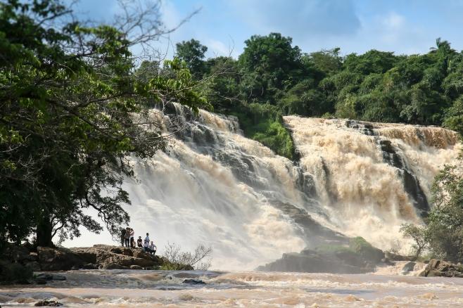 Guara Falls, Central Nigeria
