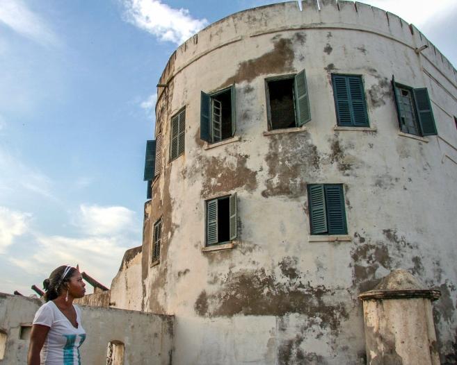 Cape Coast Castle, Elmina, Ghana