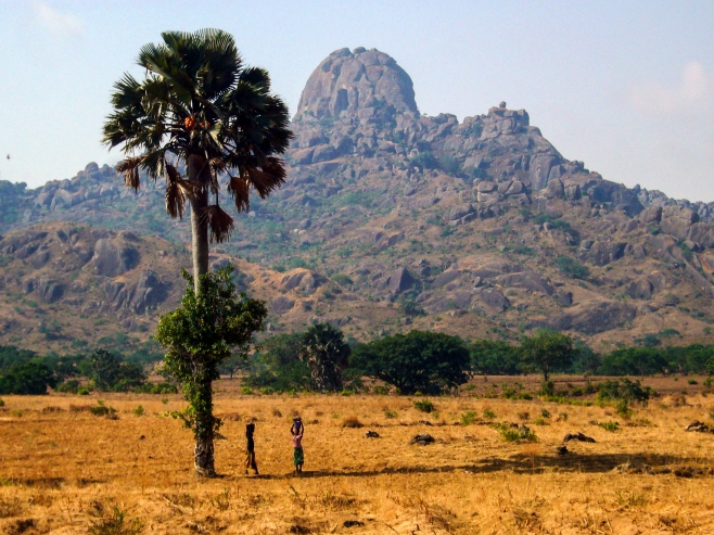 Jos plateau, Nigeria