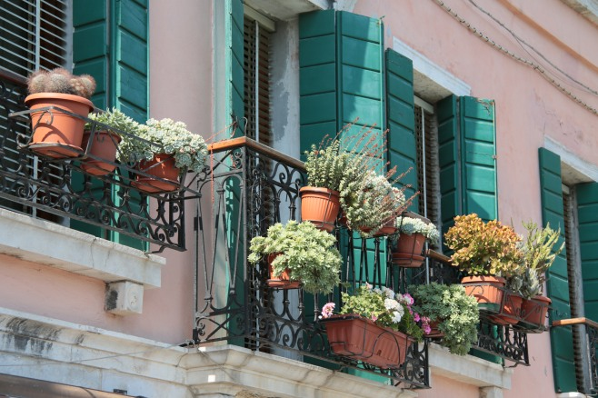 Veranda at Murano