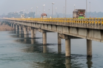 Bridge across Jhelum river